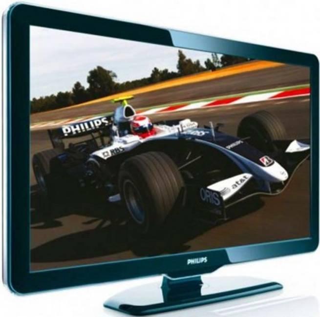 LCD телевизоры Philips
