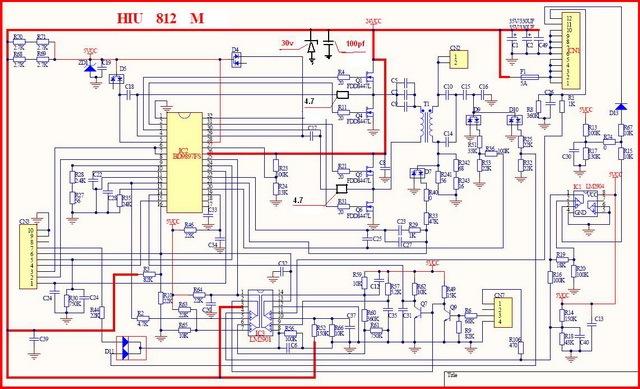 Заказать ремонт LCD